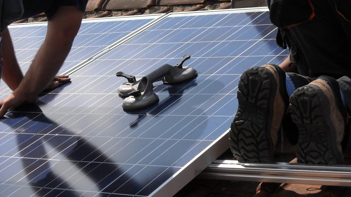 Zonne-energie zonder te investeren?!